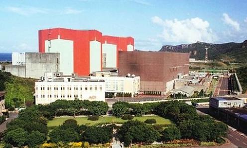 核二廠空拍圖