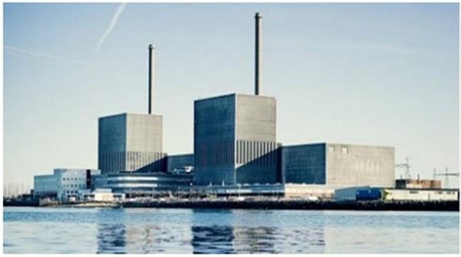 Barsebäck核電廠圖
